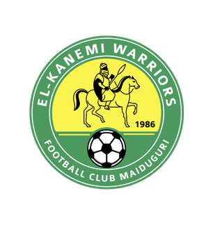 El Kanemi Warriors team logo