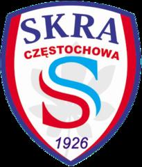 SKRA Czestochowa team logo
