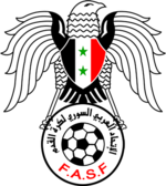 Syria team logo