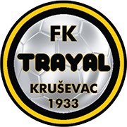 FK Trayal team logo