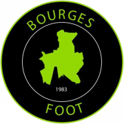 Bourges Foot team logo