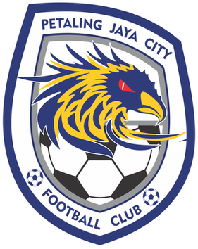 Petaling Jaya City team logo