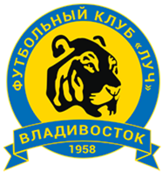 FC Luch Vladivostok team logo
