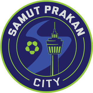 Samut Prakan City team logo