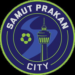 Samut Prakan City team logo