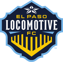 El Paso Locomotive team logo