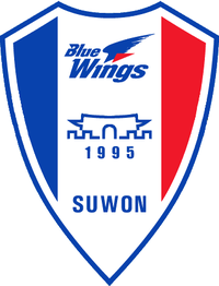 Suwon Bluewings team logo