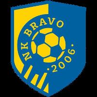 Nk Bravo team logo