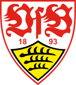 VfB Stuttgart II team logo