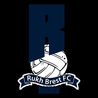 Rukh Brest team logo