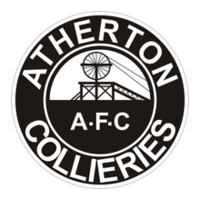 Atherton Collieries Afc team logo