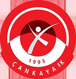 Cankaya FK team logo