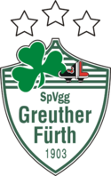 SpVgg Greuther Furth II team logo