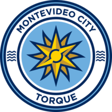 Montevideo City Torque team logo