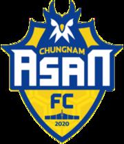 Chungnam Asan team logo