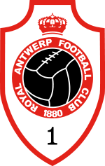 Antwerp team logo