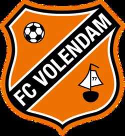 Volendam team logo