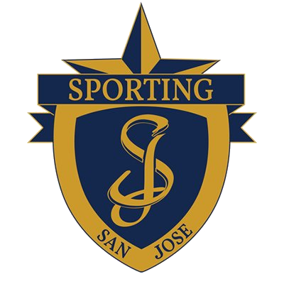 Sporting San Jose team logo