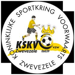 K.S.K.V. Zwevezele team logo