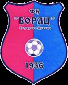 Fk Borac Kozarska Dubica team logo