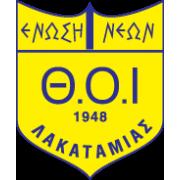 ENTHOI Lakatamias team logo