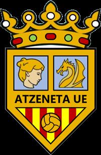 Atzeneta UE team logo