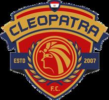 Ceramica Cleopatra team logo