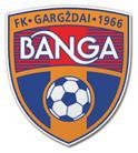 Banga Gargzdai team logo