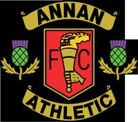 Annan Athletic team logo