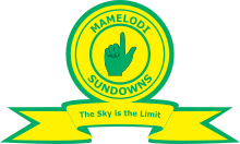 Mamelodi Sundowns team logo
