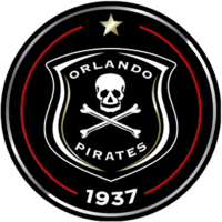 Orlando Pirates team logo