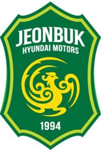 Jeonbuk Motors team logo