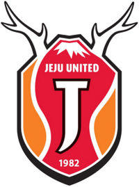 Jeju United FC team logo