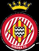 Girona team logo