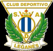 Leganes team logo