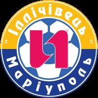 Illichivets Mariupol team logo
