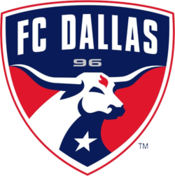FC Dallas team logo