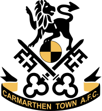 Carmarthen Town team logo