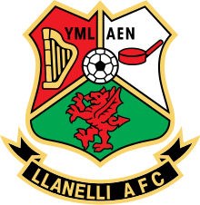 Llanelli Town AFC team logo