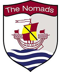 Gap Connahs Quay FC team logo