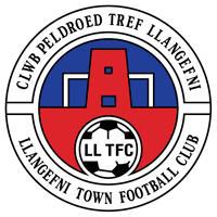 Llangefni Town team logo