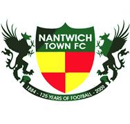 Nantwich Town team logo