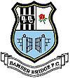 Bamber Bridge team logo