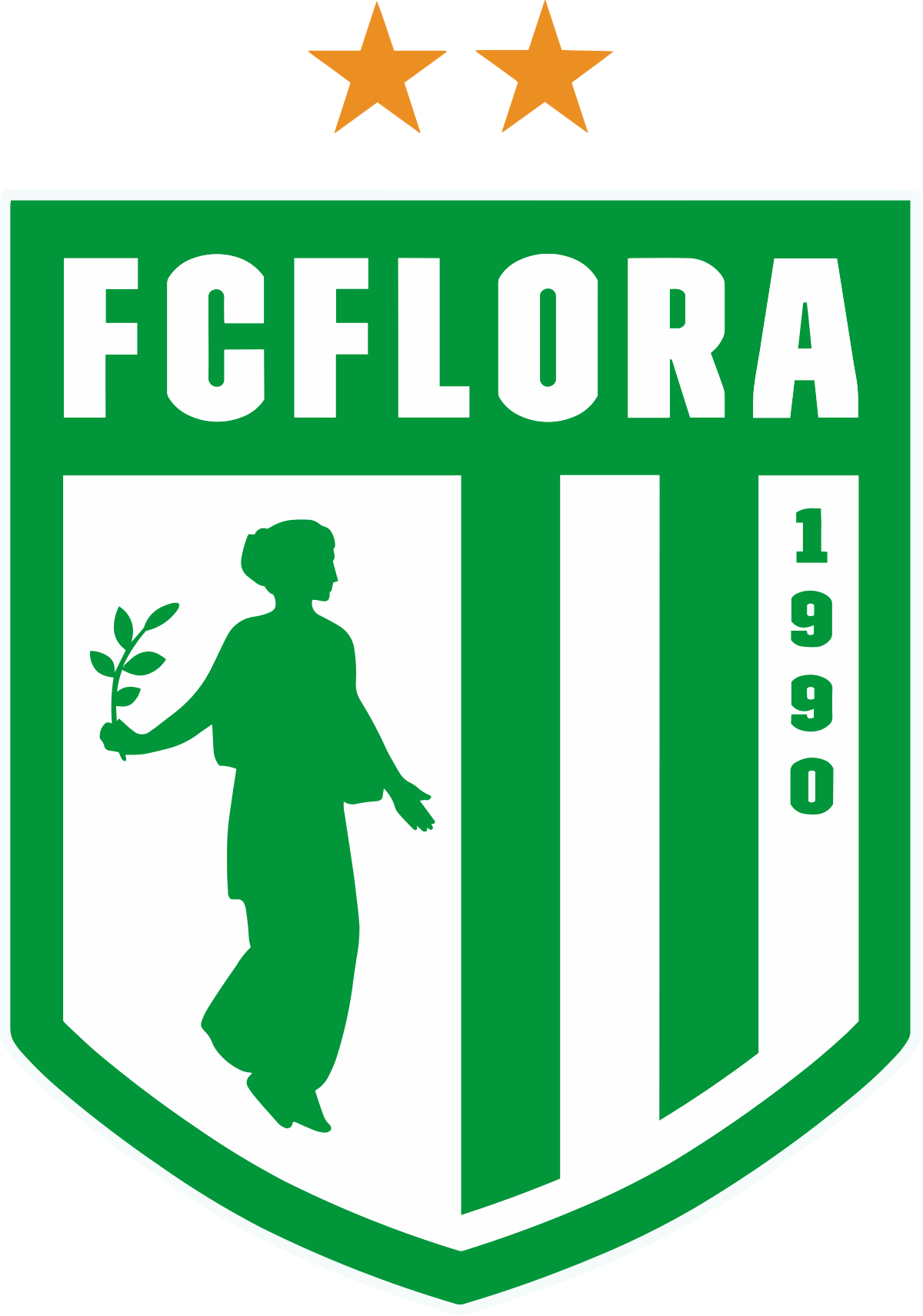 Flora Tallinn II team logo