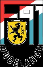 F91 Dudelange team logo