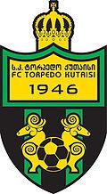 Torpedo Kutaisi team logo