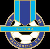 Sliema Wanderers team logo