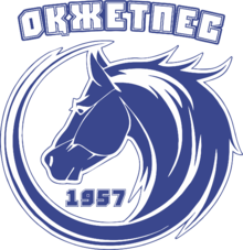 Okzhetpes team logo