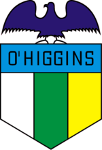 O Higgins team logo