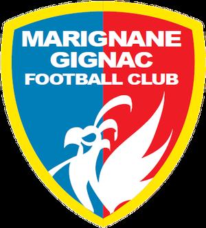Marignane team logo